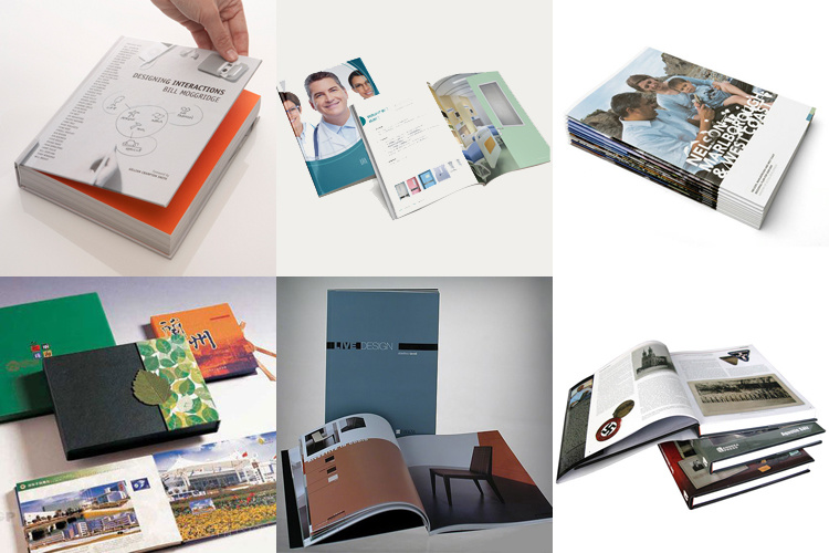 Professional Manufacturer Folder Printing Brochure