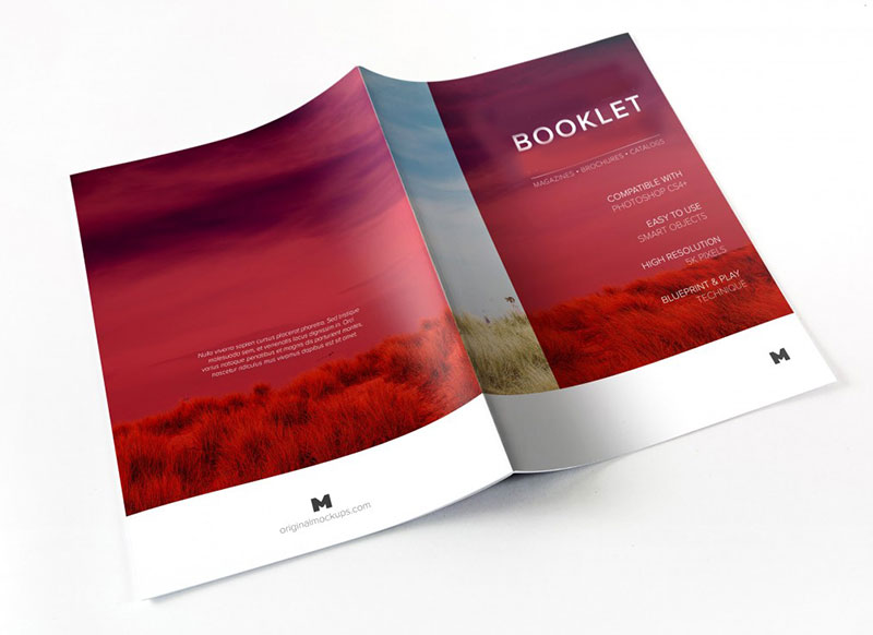 Redpixel-A4-Booklet